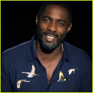 Idris Elba Dramatically Reads Fan Fiction About Himself - Watch Now!