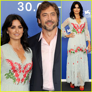 Penelope Cruz & Javier Bardem Make Rare Red Carpet Appearance Together!
