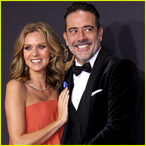 Jeffrey Dean Morgan Accidentally Reveals He's Expecting a Girl with Hilarie Burton!