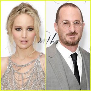Jennifer Lawrence & Boyfriend Darren Aronofsky Gush About Each Other in New Interview!