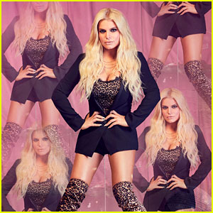 Jessica Simpson Goes Rock 'N' Roll for Her Fall/Holiday 2017 Collection!