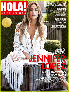 Jennifer Lopez Feels Like She Sings Better in Spanish!