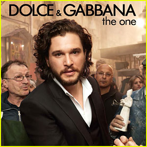 Kit Harington Is So Suave for His Dolce&Gabbana Campaign!