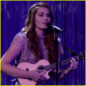 Deaf Singer Mandy Harvey Debuts Original Song for Final 'America's Got Talent' Performance! (Video)