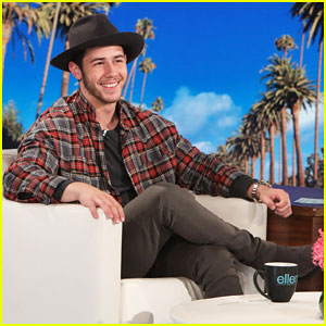 Nick Jonas Opens Up About What Inspired 'Find You' on 'Ellen' - Watch Performance!