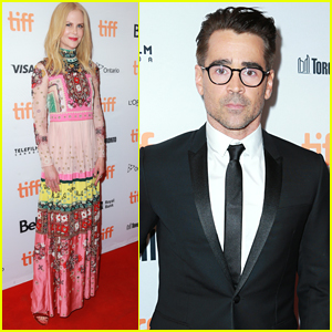 Nicole Kidman & Colin Farrell Premiere 'The Killing of a Sacred Deer' at TIFF
