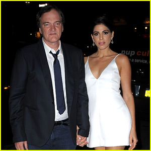 Quentin Tarantino Hosts Star-Studded Engagement Party with Fiancee Daniella Pick
