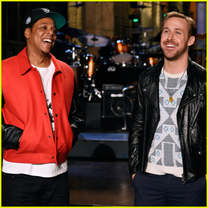 Ryan Gosling & Jay Z Are 'Together Again at Last' at 'SNL'