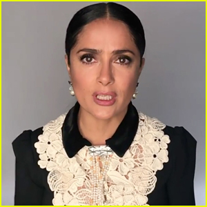 Salma Hayek Donates $100K to Mexico Earthquake Victims