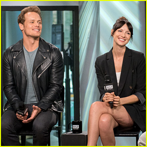 Outlander's Sam Heughan & Caitriona Balfe Share Their First Impressions of Each Other!