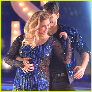 PLL's Sasha Pieterse Performs Sexy Cha-cha-cha for 'Dancing With the Stars' Week One! (Video)