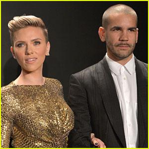Scarlett Johansson & Romain Dauriac Finalize Divorce & Custody Agreement