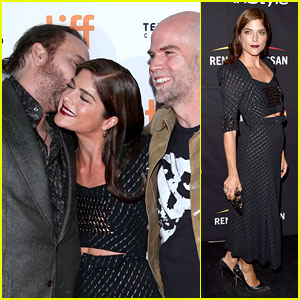 Selma Blair Looks So Happy at 'Mom and Dad' Premiere at TIFF 2017