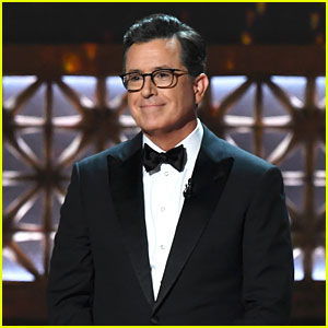 Stephen Colbert Blames Emmy Awards for Donald Trump's Presidency!