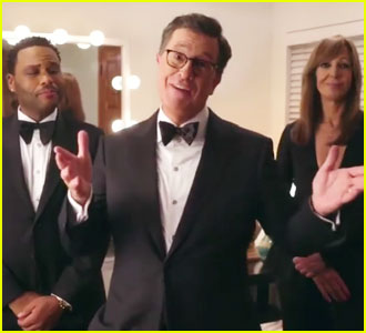 Stephen Colbert's Emmys 2017 Opening Video Has So Many Celeb Cameos - Watch Now!