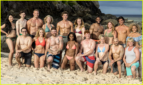'Survivor' Contestants Fall 2017 - 18 Castaways Revealed for Season 35!