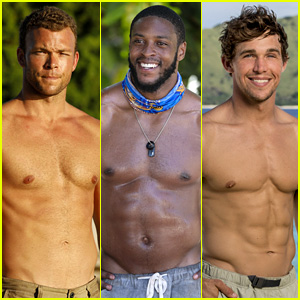 'Survivor' Fall 2017 - Who is the Hottest Guy? Vote Now!