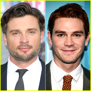 Tom Welling's 'Smallville' Cast Rallied for Him to Get a Driver, Just Like KJ Apa's Cast