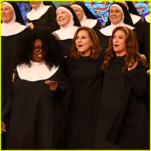 Whoopi Goldberg & 'Sister Act' Cast Reunite for 25th Anniversary Performance - Watch Now!