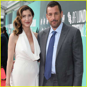 Adam Sandler & Wife Jackie Couple Up at 'The Meyerowitz Stories' Premiere