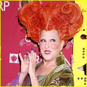 Bette Midler Slams 'Hocus Pocus' Reboot, Wonders Who Will Play Her Role