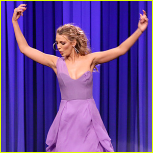 Blake Lively Had An Awesome Dance Battle