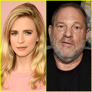 Brit Marling Says Harvey Weinstein Suggested They Shower Together