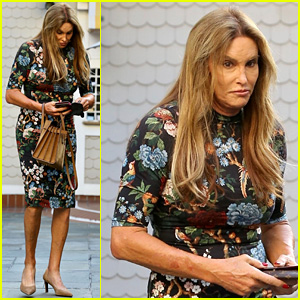 Caitlyn Jenner Steps Out After Declining Award From Trans Health Program