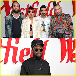 DNCE, will.i.am, & More Team Up for Westfield Century City Reopening