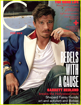 Garrett Hedlund Opens Up About Filming 'Mudbound,' Reveals His Sensitive Side
