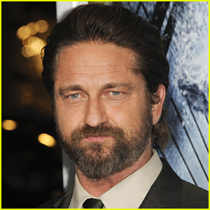 Gerard Butler Fractured Five Bones in Foot in Motorcycle Accident