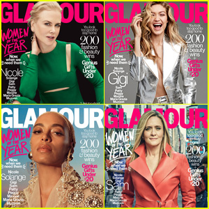 Nicole Kidman, Gigi Hadid, Solange Knowles & More Are Glamour's Women of the Year Honorees!
