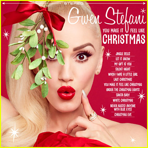 Gwen Stefani's 2017 Christmas Album - Stream & Download!