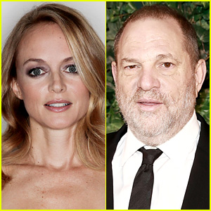 Heather Graham Felt Harvey Weinstein Wanted to Sleep with Her in Exchange for a Movie Role