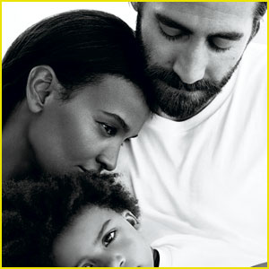 Jake Gyllenhaal Is the New Face of Eternity Calvin Klein - See the Campaign Pic!