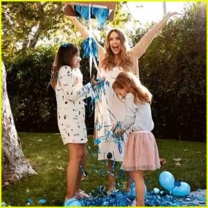 Jessica Alba Reveals She's Having a Baby Boy With Cash Warren - Watch!