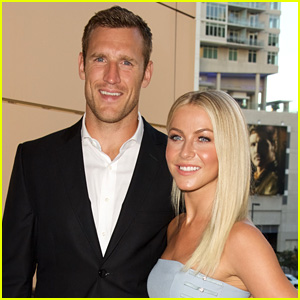 Julianne Hough's Husband Brooks Laich Signs with L.A. Kings!