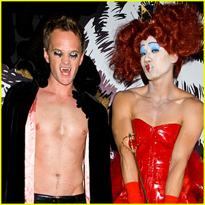 Just Jared's 31 Days of Halloween: Looking Back at Our First Halloween Party!