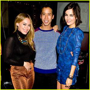 Just Jared's 31 Days of Halloween: Throwback to Our 2013 Halloween Party!