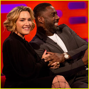 Kate Winslet Reveals Idris Elba Has 'A Thing for Feet' on 'Graham Norton Show' - Watch Here!