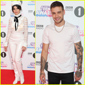 Liam Payne & Camila Cabello Hit the Carpet at the BBC 1 Radio Teen Awards!