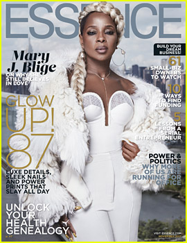 Mary J. Blige Opens Up About Finding Confidence While Filming 'Mudbound'