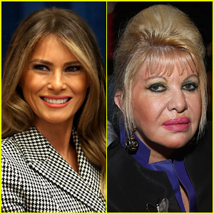 Melania Trump's Staff Slams Ivana Trump for Insinuating She's the Real First Lady