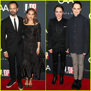 Natalie Portman & Ellen Page Lend Support at LA Dance Project Gala