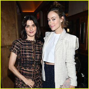 Olivia Wilde & Rachel Weisz Celebrate Female Filmmakers at Tribeca & Chanel Event