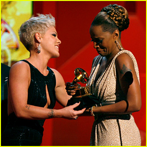 Pink Reveals Mary J. Blige Turned Down the Idea of Working Together!
