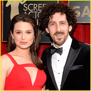 Scandal Star Katie Lowes & Husband Adam Shapiro Welcome Son Albee!
