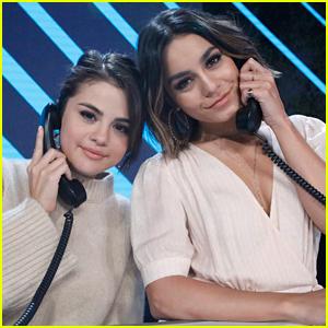 Selena Gomez & Vanessa Hudgens Join Forces for 'Somos: Una Voz' Benefit!