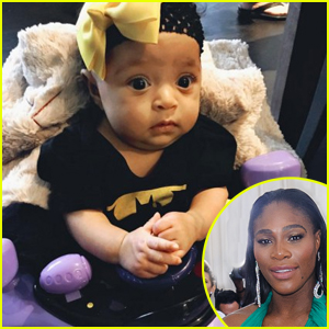 Serena Williams Dresses Daughter Alexis Up as Batman for Halloween!