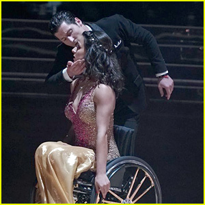 Victoria Arlen Dances from Wheelchair to Her Feet for Emotional 'DWTS' Performance (Video)